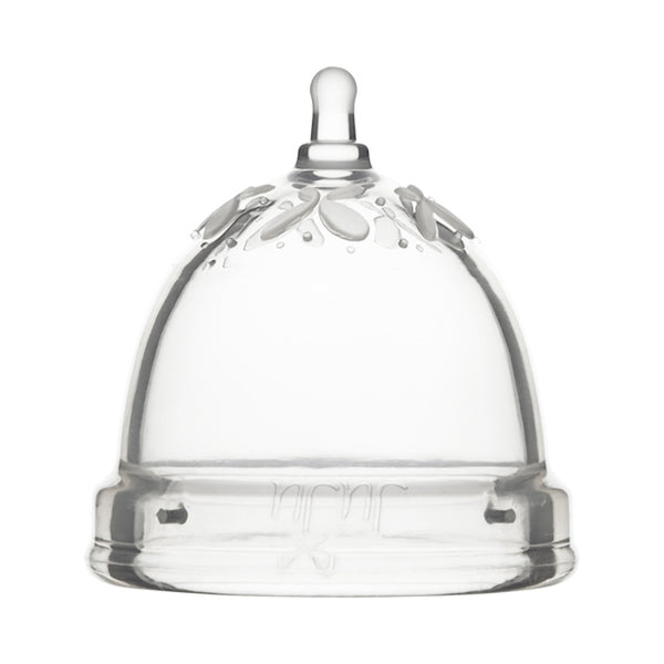 Ju Ju Menstrual Cup Model 4 Clear