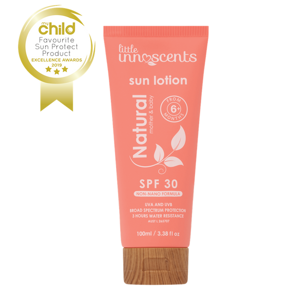 Little Innoscents Natural Sun Lotion