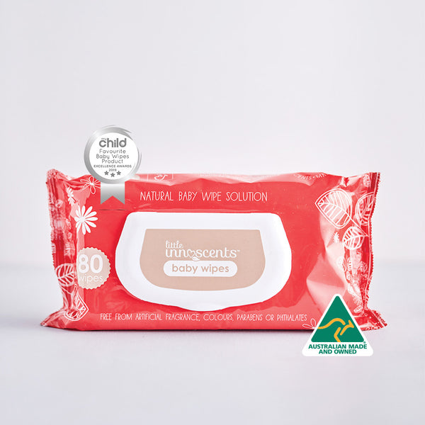 Little Innoscents Natural Baby Wipes