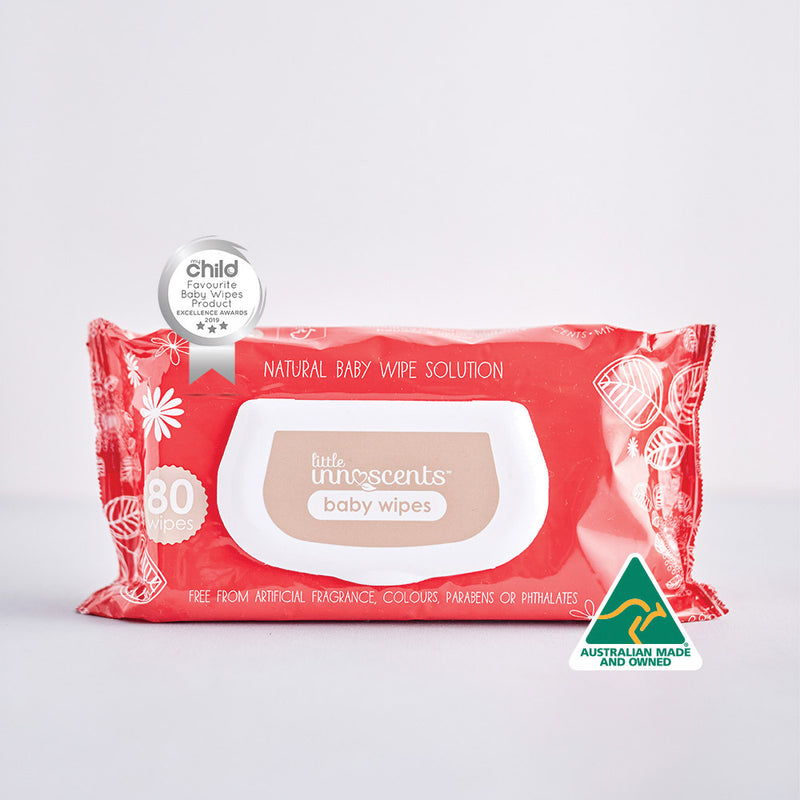 Little Innoscents Baby Wipes