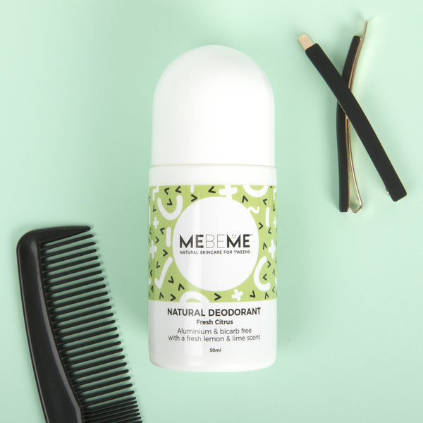 MEBEME Natural Deodorant Fresh Citrus