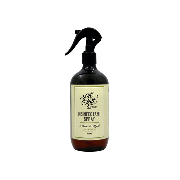 Lil'Bit Niaouli & Myrtle All-Purpose Disinfecting Spray 500ml