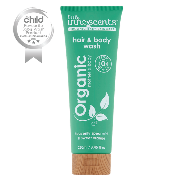 Little Innoscents Organic Hair & Body Wash