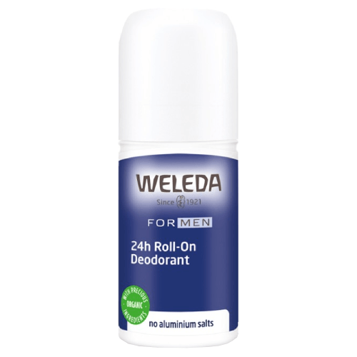 WELEDA 24-hour Roll On Deodorant Men 50ml
