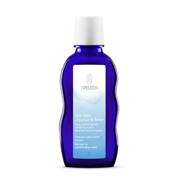 WELEDA One-Step Cleanser and Toner