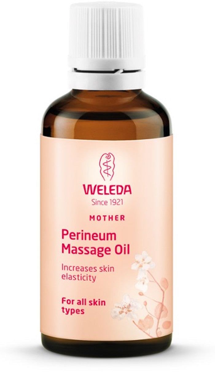 WELEDA Perineum Massage Oil Mother 50ml