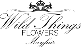 Wild Things Flowers logo