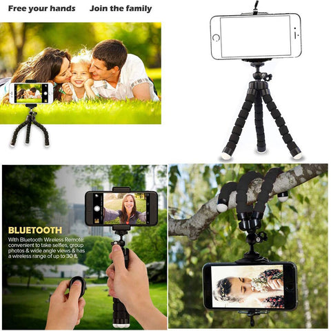 Sport Action Camera Hand Grip Accessories for Gopro Go Pro Hero 7 6 5 4 1 Pole Handheld Selfie Stick for Yi 4K SJ4000