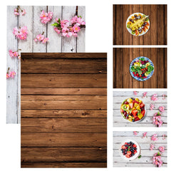 Wooden Board Planks Texture Backdrops For Photography