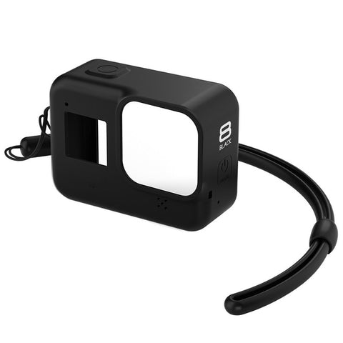 New Soft Silicone Body Case For Gopro