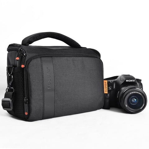 Digital DSLR Camera Bag Waterproof Shoulder Bag Video Camera Case For Canon Nikon Sony Lens Pouch photography Photo Bag