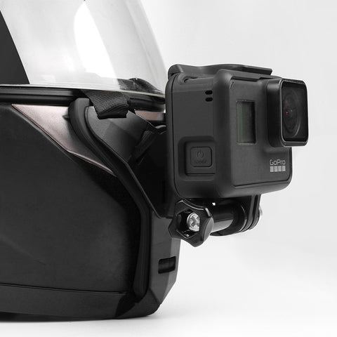 Full Face Helmet Chin Mount Holder for GoPro