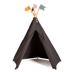 Roommate tipi tent anthracite