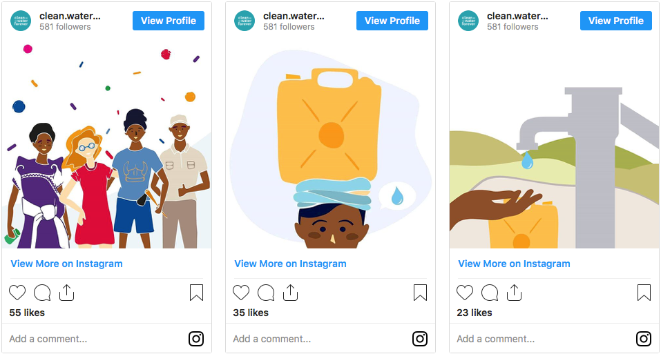 Instagram post designs Tucreate