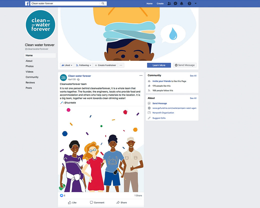 Facebook post designs social media uitingen Tucreate