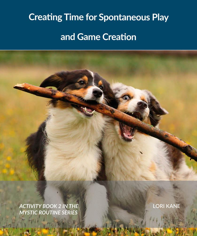 Creating Time for Spontaneous Play & Game Creation (The Mystic Routine series, Activity Book 2)