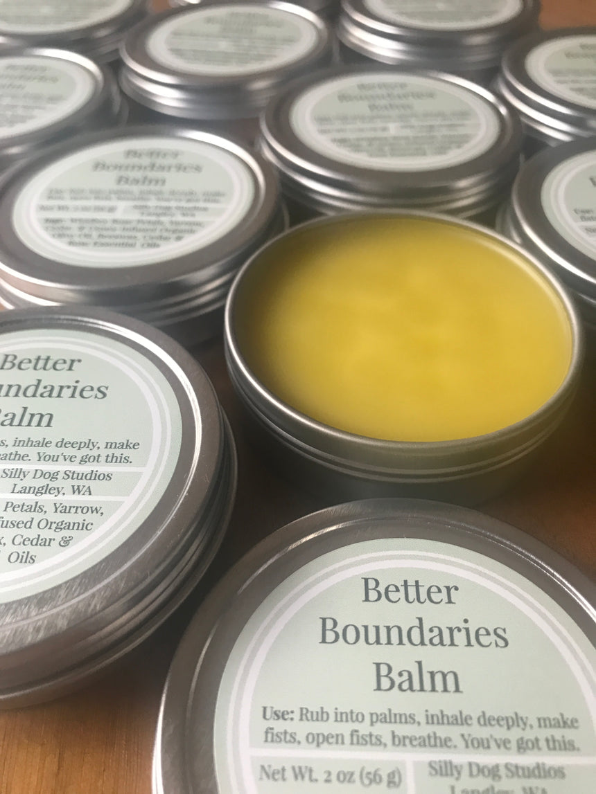 Better Boundaries balm