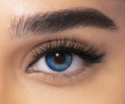 Freshlook Blend Brilliant Blue