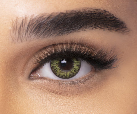 Freshlook Blend Gemstone Green