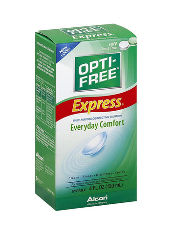 Optifree Express 120 ml