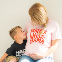 Load image into Gallery viewer, MANGAWHAI MAMA tee - PINK