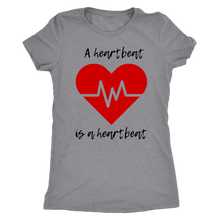 Load image into Gallery viewer, A heartbeat is a heartbeat Men's tshirt/women's tshirt
