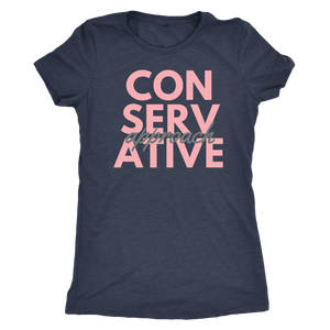 Conservative Approach T-shirt/Women's