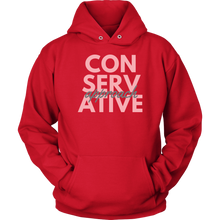 Load image into Gallery viewer, Conservative Unisex hoodie