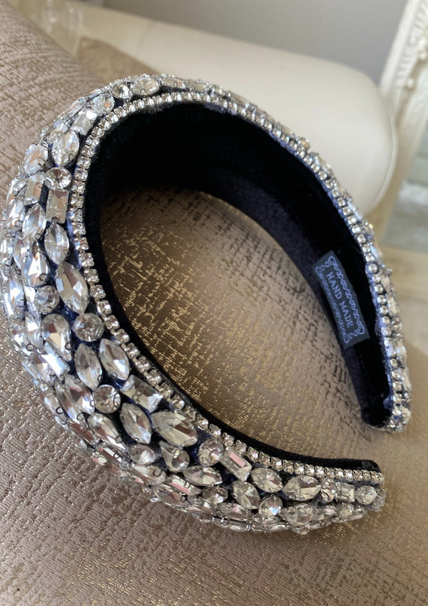 Luxury Rhinestone Sparkly Headband