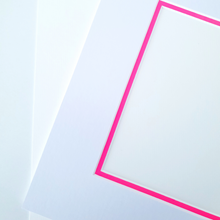 Load image into Gallery viewer, Pink Geo 8 | Kaleido Neon