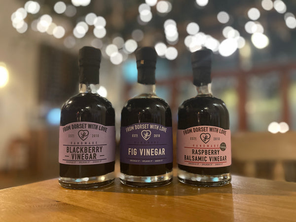 From Dorset With Love (Vinegars)