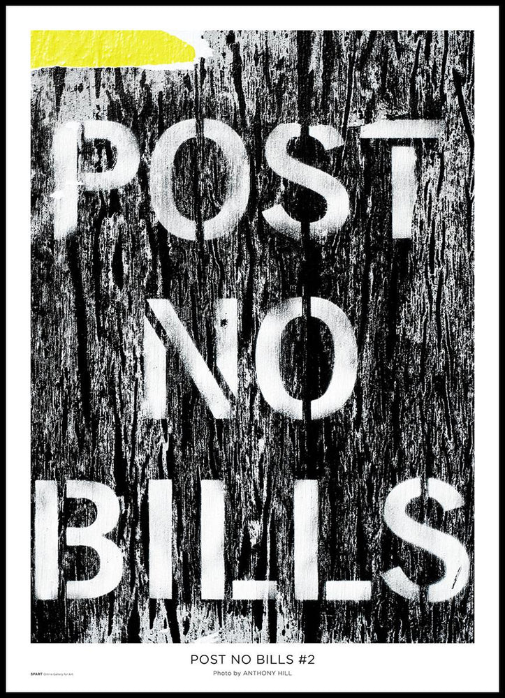 Post No Bills #2