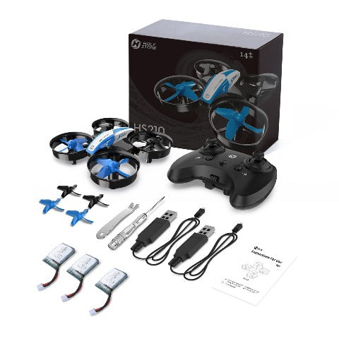 Mini Drone For Kids Altitude Hold And Headless Mode RC Helicopter Quadrocopter For Kids