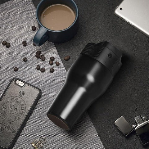 550ML USB Electric Coffee Grinder Beans Spices Coffee Bean Grinder