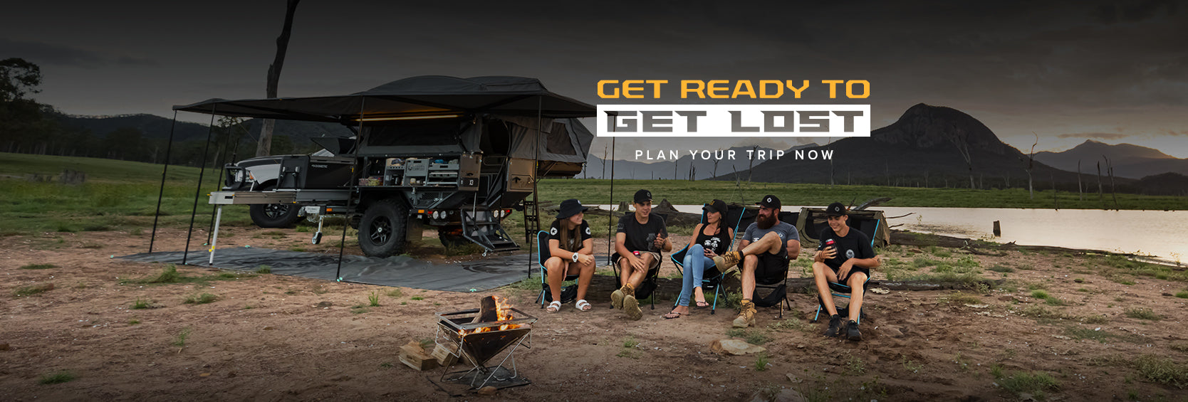 Patriot Campers - Get Ready To Get Lost - Explorationoutfitters.com