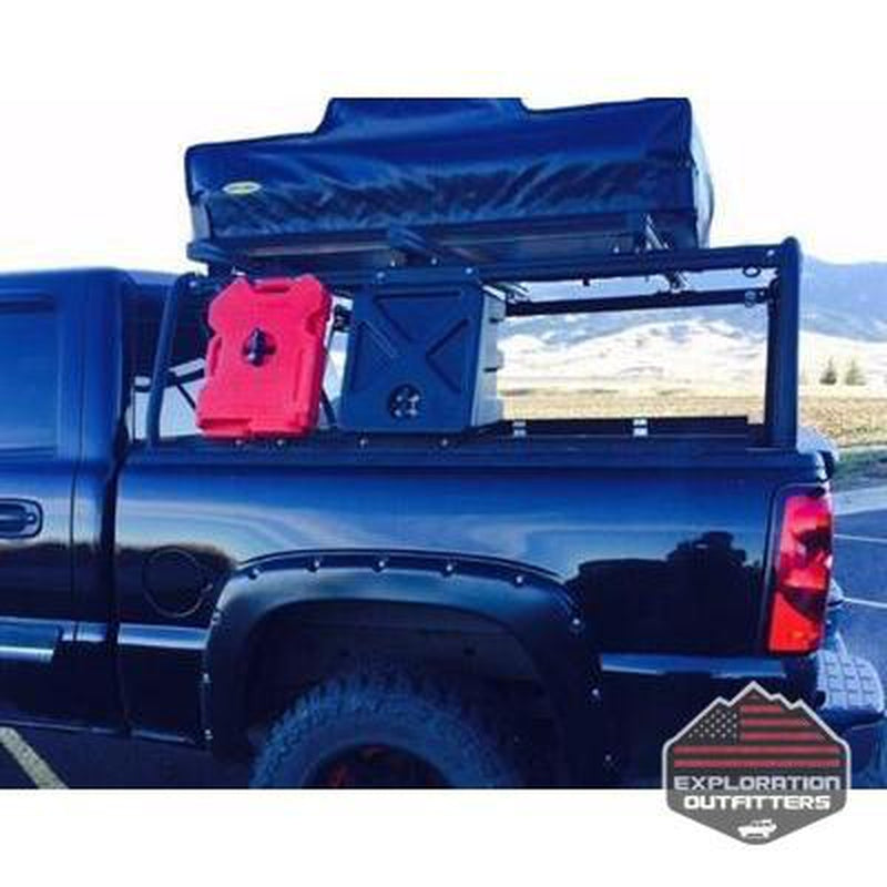 Leitner Designs ACS Bed Rack System - GM - ExplorationOutfitters.com