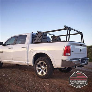 Leitner ACS Bed Rack System - 6'4 Bed - ExplorationOutfitters.com