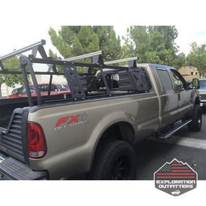 Leitner ACS Bed Rack System - 8' Bed - ExplorationOutfitters.com