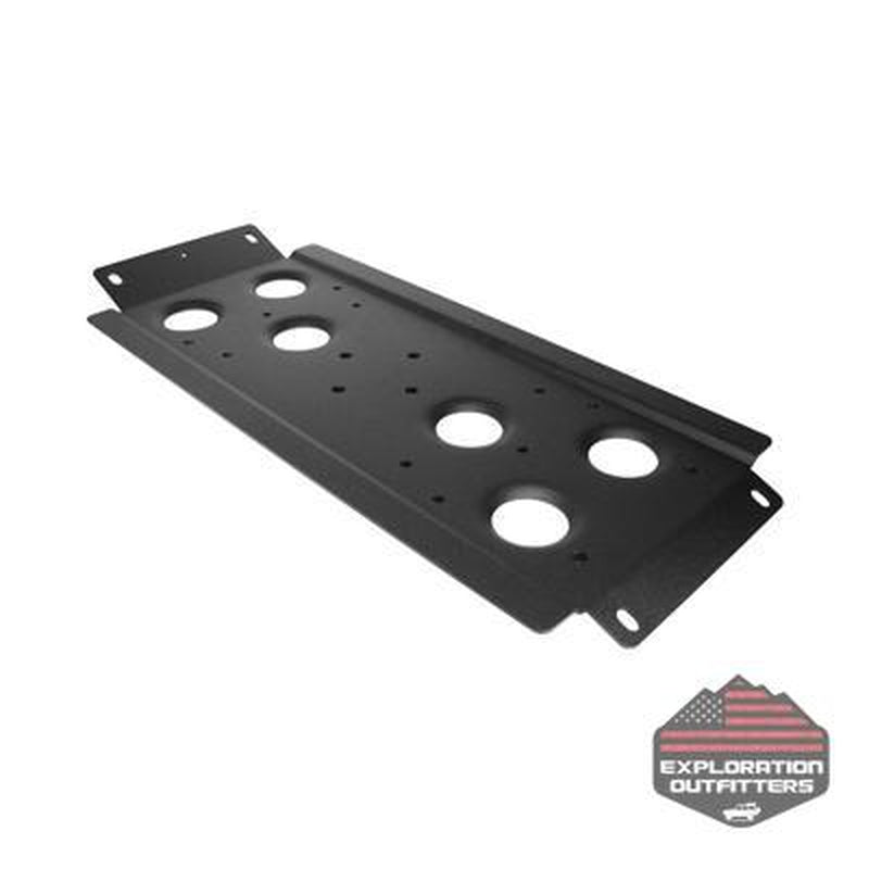 Leitner ACS Universal Mounting Plate - ExplorationOutfitters.com