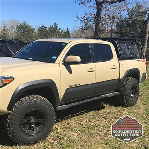 Leitner Active Cargo System - 2016+ Toyota Tacoma Short Bed