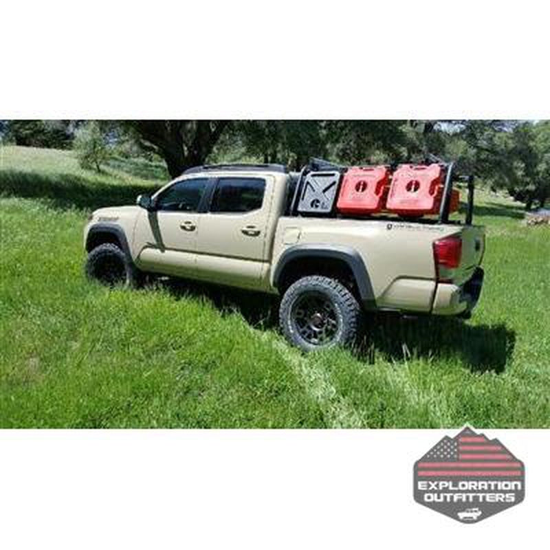Leitner ACS Bed Rack System - Tacoma - ExplorationOutfitters.com