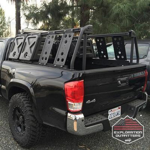 Leitner Active Cargo System - 2016+ Toyota Tacoma Long Bed