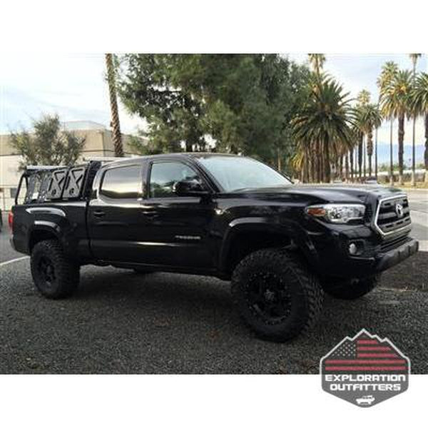 Leitner Acs Bed Rack System 16 Toyota Tacoma Long Bed