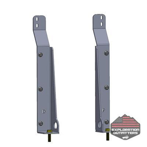 Leitner ACS Tacoma Bed Stiffeners