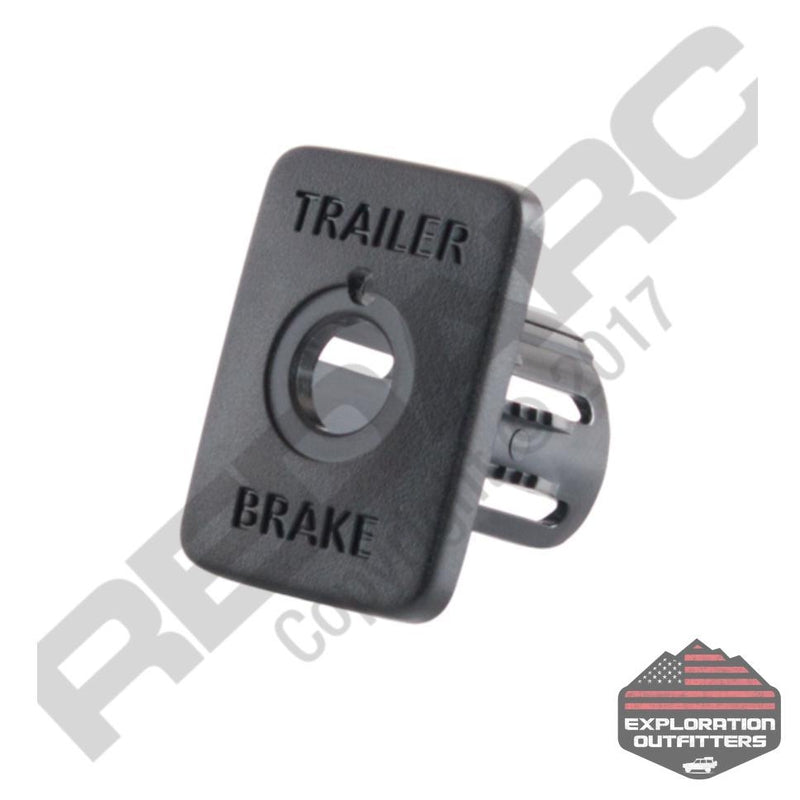 RedARC Tow Pro Elite Switch Bezel - ExplorationOutfitters.com
