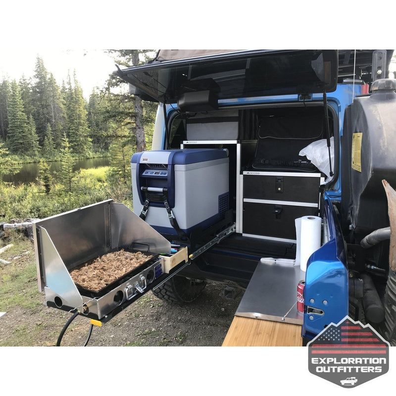 Ultimate Chef Package for Jeep JKU - ExplorationOutfitters.com