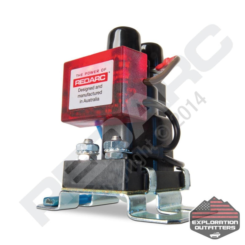 RedARC 12 Volt Isolator - ExplorationOutfitters.com