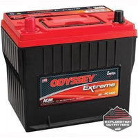 Odyssey Group 25 Extreme Series Battery - ExplorationOutfitters.com