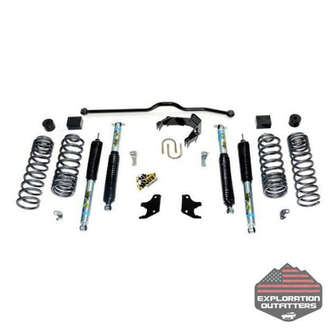 "AEV JK DualSport XT 2.5"" Suspension Lift - 2007-2017 Jeep Wrangler"