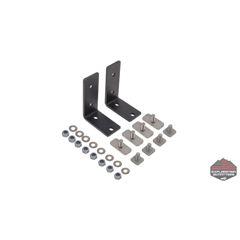 Rhino Rack Universal & Sunseeker Awning Bracket Kit - ExplorationOutfitters.com